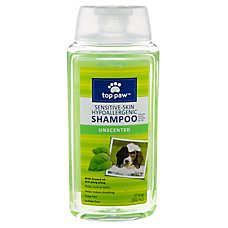 Top Paw™ Sensitive-Skin Unscented Hypoallerginic Dog Shampoo