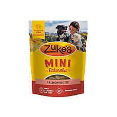 Zuke's® Mini Naturals™ Salmon Natural Training Dog Treat