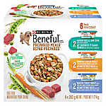 Purina® Beneful® Prepared Meals Variety Pack Dog Food