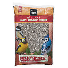 All Living Things® Striped Sunflower Seed Wild Bird Food