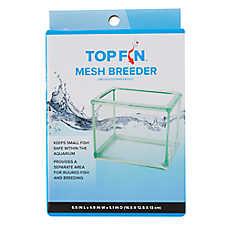 Top Fin® Aquarium Mesh Breeder