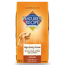 NATURE'S RECIPE® Senior Dog Food