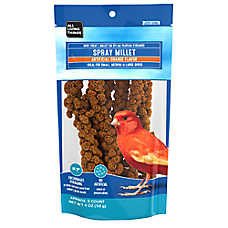 All Living Things® Orange Scented Spray Millet