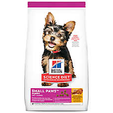 Hill's® Science Diet® Small & Toy Breed Puppy Food - Chicken Meal & Barley