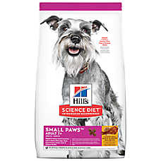 Hill's® Science Diet® Small &Toy Breed Mature Adult Dog Food - Chicken Meal, Rice & Barley