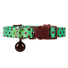 Whisker City® Dot Cat Collar