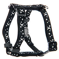 Whisker City® Reflective Moon & Star Cat Harness