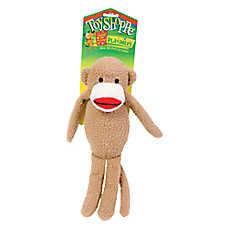 ToyShoppe® Monkey Squeaker Dog Toy