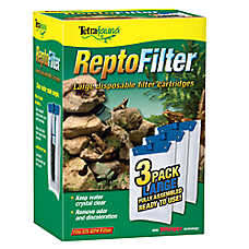 Tetra® ReptoFilter Disposable Filter Cartridge