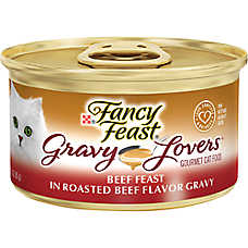 Fancy Feast® Gravy Lovers Adult Cat Food