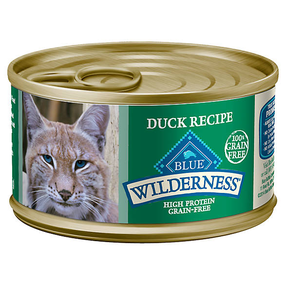 BLUE Wilderness® Adult Cat Food - Natural, Grain Free | cat Wet Food | PetSmart