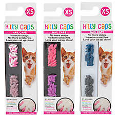 Kitty Caps Cat Nail Caps