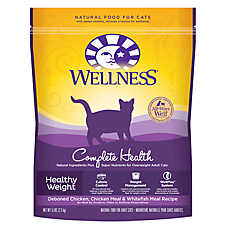 Wellness® Complete Health Cat Food - Natural, Healthy Weight