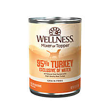 Wellness® Ninety-Five Percent Dog Food - Natural, Grain Free