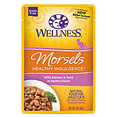 Wellness® Healthy Indulgence Adult Cat Food - Natural, Grain Free