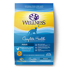 Wellness® Complete Health Cat Food - Natural