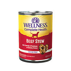 Wellness® Stews Dog Food - Natural, Grain Free