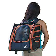 Pet Gear I-GO-2 Traveler Pet Backpack Carrier