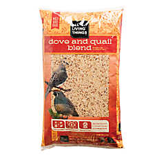 All Living Things® Dove and Quail Blend Wild Bird Food