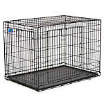 Top Paw® Double Door Dog Crate