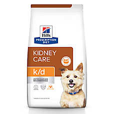 Hill's® Prescription Diet® k/d Kidney Care Dog Food - Chicken