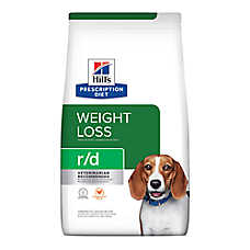 Hill's® Prescription Diet® r/d Weight Reduction Dog Food - Chicken
