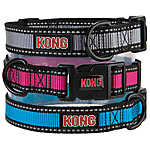KONG® Reflective Dog Collar