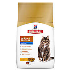 Hill's® Science Diet® Mature Adult Hairball Control Senior Cat Food