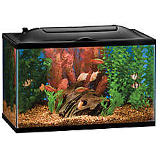 Marineland® 10 Gallon BioWheel LED Aquarium Kit
