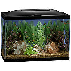 Marineland® 20 Gallon BioWheel LED Aquarium Kit