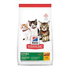 Hill's® Science Diet® Healthy Development Kitten Food - Chicken
