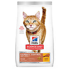 Hill's® Science Diet® Hairball Control Light Adult Cat Food - Chicken