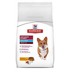 Hill's® Science Diet® Advanced Fitness Small Bites Adult Dog Food - Chicken & Barley