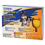ZODIAC® SPOT ON® II Flea Control for Cats & Kittens