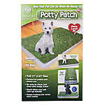 As Seen On TV Potty Patch Indoor Doggie Restroom