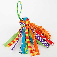Nylabone® Duratoy Happy Moppy Dog Toy