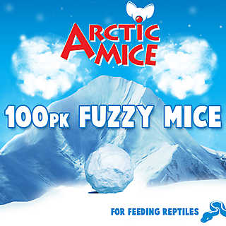 save 25% Arctic frozen mice, with ship to home