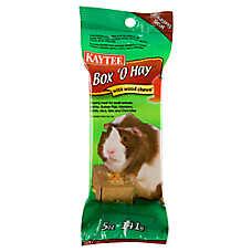 Kaytee Box 'O Hay Small Animal Wood Chew