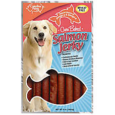 Carolina Prime Salmon Jerky Dog Treats