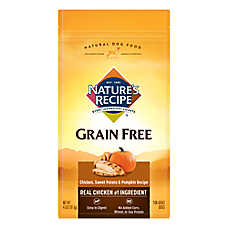 NATURE'S RECIPE® Adult Dog Food - Grain Free