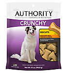 Authority® Crunchy Dog Treats Dog Biscuit