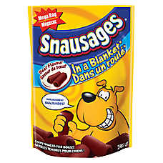 Snausages® In a Blanket Chewy Dog Snacks