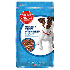 Grreat Choice® Delectable Entrees Adult Dog Food