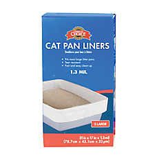 Grreat Choice® Cat Pan Liner