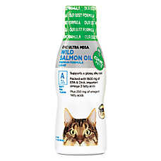 GNC Pets Wild Salmon Oil Cat Formula