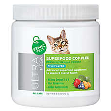 GNC Pets Superfood Complex Premium Cat Powder