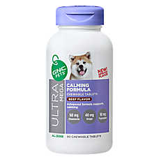 GNC Pets Ultra Mega Calming Formula Dog Chewable