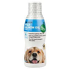 GNC Mega Wild Salmon Oil Dog Liquid