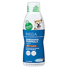 GNC Mega Shedding Dog Formula