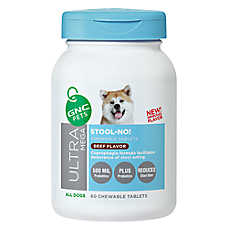 GNC Ultra Mega Stool-No! Dog Coprophagia Formula